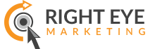 Right Eye Marketing website logo