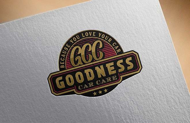 Goodness Logo Made by Right Eye Marketing