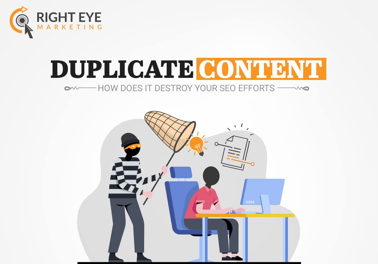 Duplicate Content: How Does It Destroy Your SEO Efforts
