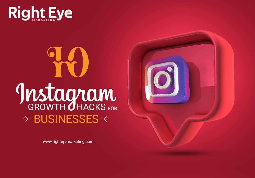10 Instagram Growth Hacks for Businesses